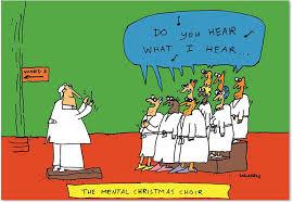 amazon com b1504 box set of 12 mental choir unique hilarious