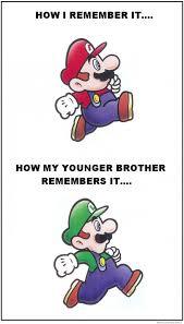 Super Mario Memes - super mario bros how i remember it weknowmemes