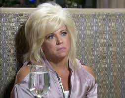 what hair spray does teresa caputo use theresa caputo reveals a strain in her marriage people com