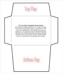 5x7 envelope template 5 7 mailing envelope template download 5 7