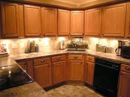 kitchen cabinet backsplash ideas kitchen cabinets backsplash ideas ideas kitchen with oak