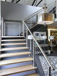 Industrial Stairs Design Steel Rail Stair U2013 Brandonemrich Com