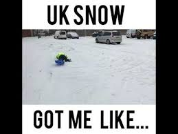 Snow Meme - uk snow meme 2018 youtube