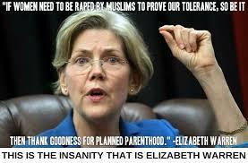Elizabeth Warren Memes - fact check did elizabeth warren say women should be raped by