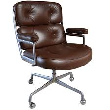 Eames Leather Chair Charles And Ray Eames Office Chairs And Desk Chairs 59 For Sale