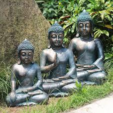 garden ornaments bronze large resin buddha statue buy large