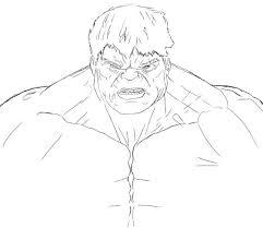 create amazing cg illustration incredible hulk
