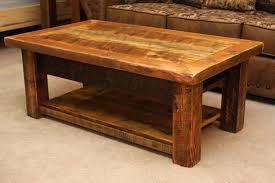 distressed wood end table wood coffee table legs balustrade rustic elegant tables 16 decor