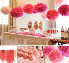 baby shower centerpieces for a girl baby shower decoration ideas