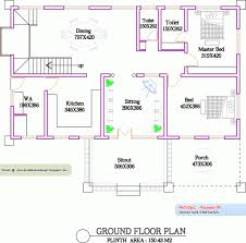 2800 square foot house plans kerala home plan and elevation 2800 sq ft house plans