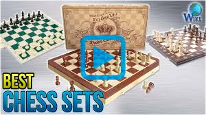 coolest chess sets top 10 chess sets of 2017 video review