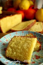 dottology plainly perfect pound cake