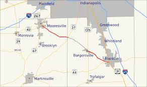 Map Of Florida Roads by Indiana State Road 144 Wikipedia
