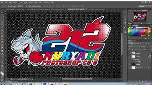 gambar desain nomer racing cara desain stiker nomor star racing youtube