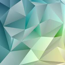 3d geometric shape art background vectors set 10 free vectors