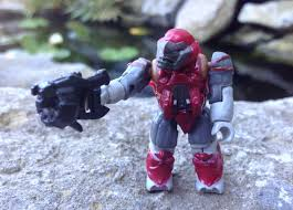 halo mega bloks series 7 figures review part 2 mystery pack bags