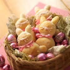 easter bunny breads recipe taste of home