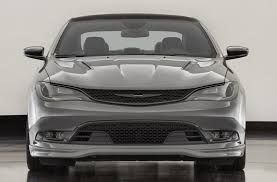 chrysler car 200 chrysler gives 200 s a mopar style u201cattitude adjustment u201d