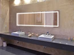 large 84 inch x 30 inch led bathroom mirror lighted vanity