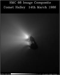 what is a comet the history of the solar system