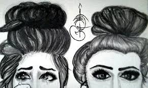 happy sad draw sketch by radhikasanan12 on deviantart