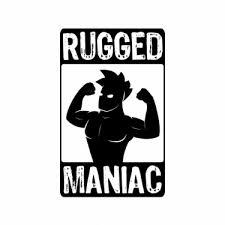 Rugged Manaic Rugged Maniac On Crowdrise