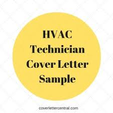 hvac cover letter sample content tips u0026 examples