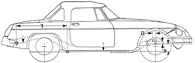 nissan skyline drawing outline car mgb mk iii the photo thumbnail image of figure drawing