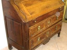 meuble ancien bureau pente secrétaire dos d ane a secret louis xvi