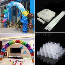 wedding arch kit for sale balloon arch stand kit 13 wedding party decorations supplies