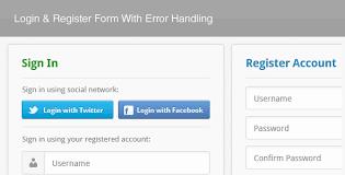 30 beautiful html css login registration form templates 2016