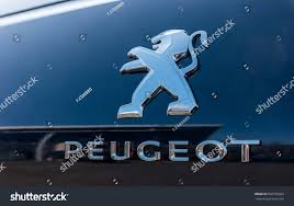 citroen logo 2017 aachen germany march 2017 peugeot logo stock photo 602705369