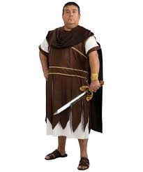 greek warrior costume plus size men costumes