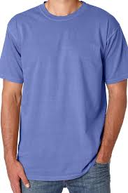 blue shades color shades of blue comfort colors ring spun cotton tee 1717 ewam