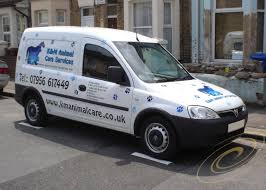 vauxhall combo cost of van graphics