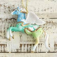 song of the cardinal painted pony ornament cardinals pony and