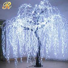 solar tree lights decor