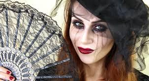 www letzmakeupblog com black widow makeup tutorial easy glam