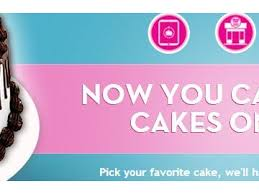 online cake ordering baskin robbins launches online cake ordering nationwide baskin