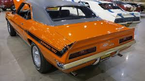 how much is a yenko camaro worth 1969 chevrolet camaro yenko sc pics information