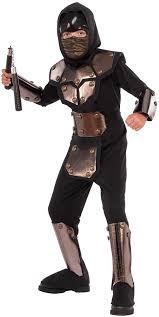 Casey Jones Halloween Costume Kids Iron Phantom Ninja Costume Costume Craze