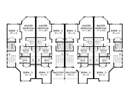 Multifamily Plans Single Storey Homes Duplex Quotes