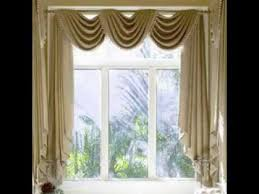 Simple Curtains For Living Room Diy Curtain Decorating Ideas For Living Room Youtube