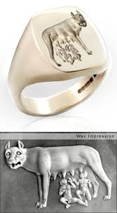 seal rings design images Bespoke signet ring shop jpg