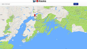Alaska Map by Alaska Map Android Apps On Google Play