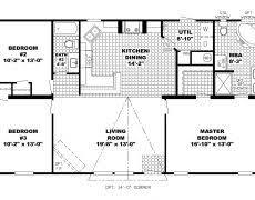 Cheap Floor Plans Marvellous Design 900 To 1000 Square Feet House Plans 7 Modern