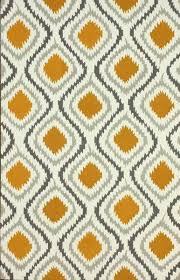Retro Area Rug Retro Area Rugs New Garden Orange And Grey Polyester Rug With
