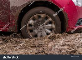 white jeep stuck in mud car stuck mud stock photo 277150586 shutterstock