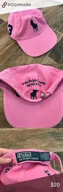 light pink polo baseball cap light pink polo hat polo by ralph lauren cap d agde and unisex