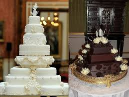 royal wedding cakes for reception in buckingham palace london